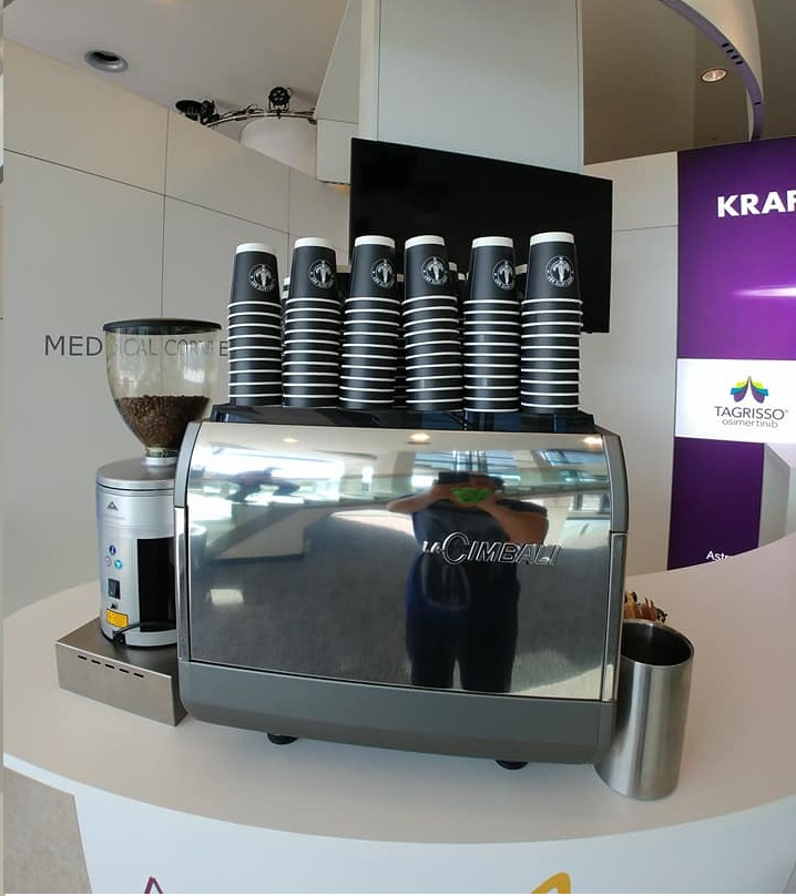 Luxus Kaffee catering in Vienna